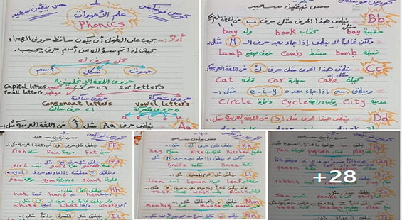 شيتات عربي كي جي 1 وكي كي 2 بالصور