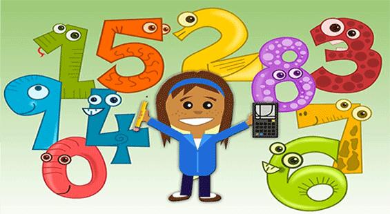 تطبيق تعليم الرياضيات للأطفال كي جي وإبتدائي