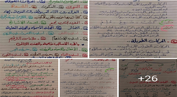تأسيس الظواهر اللغوية في اللغة العربية بطريقة رائعة