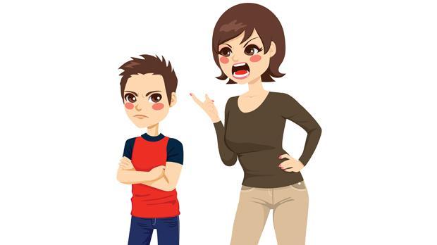 نصائح وخطوات تساعدالأم التغلب علي عصبيتها مع اطفلها